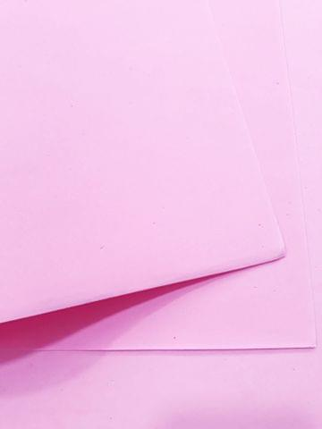 """Foam Sheets Baby Pink in Color 20"""" X 20"""" Inches in Size."""