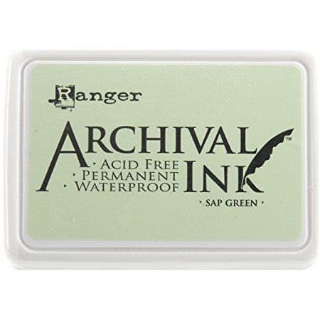 Archival Ink - Sap Green