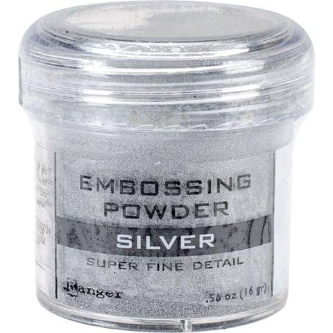 Embossing Powder - Silver