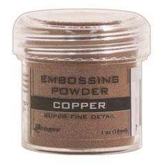 Embossing Powder - Super Fine Copper