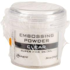 Embossing Powder - Super Fine Clear