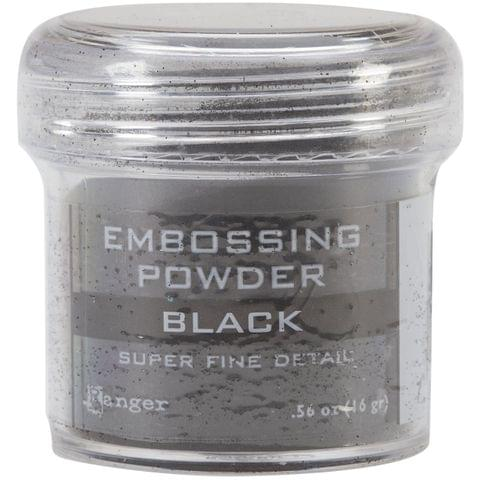 Embossing Powder - Black