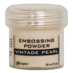 Embossing Powder - Vintage Pearl