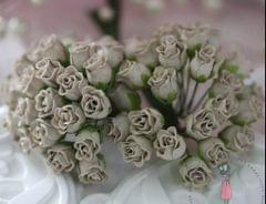 Twisted Rose Buds - Natural Tone