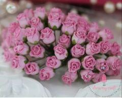 Twisted Rose Buds - Pink