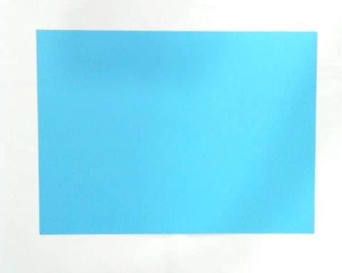 1/4 Tinted Drawing Sheet pack of 100 sheets Turkish Blue in color
