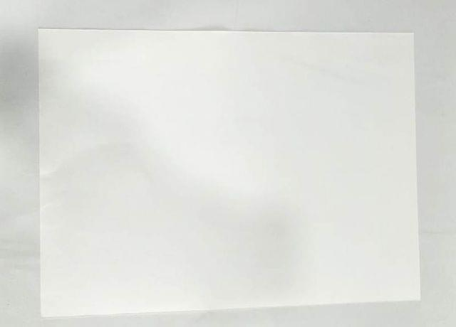 1/4 Cartiage Drawing Sheet pack of 100 sheets Off White in color