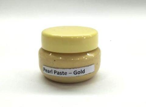 Pearl Paste - Gold