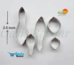 Thai Clay Cutters Steel Finished 01