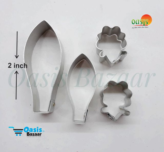 Thai Clay Cutters Steel Finished 02