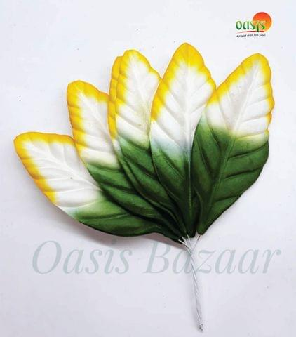 Color Shaded Leaves Pack of 50 Leaves 5 inch in size 07