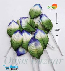 Color Shaded Leaves Pack of 50 Leaves 3 cm in size 04