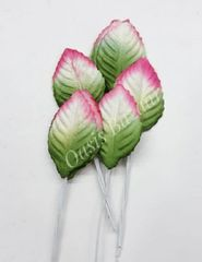 Color Shaded Leaves Pack of 50 Leaves 3 cm in size 06