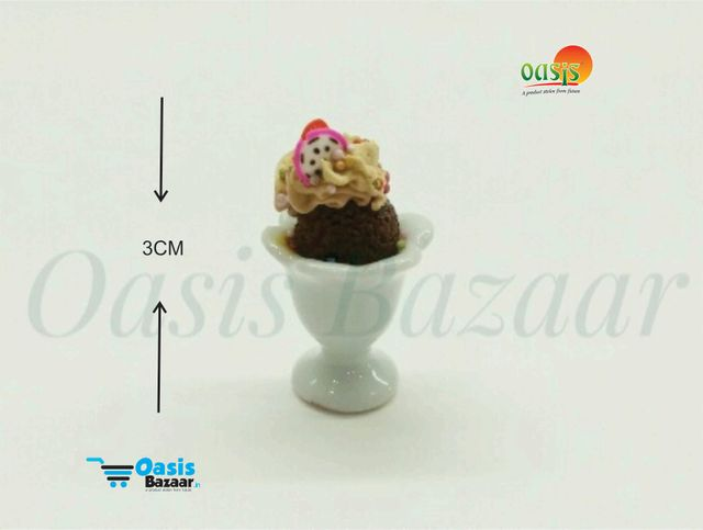Ceramic Miniature Accessories pack of 2 pcs. 01
