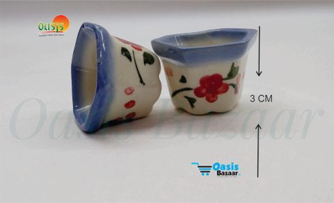 Ceramic Miniature Accessories Pack of 2pcs 28