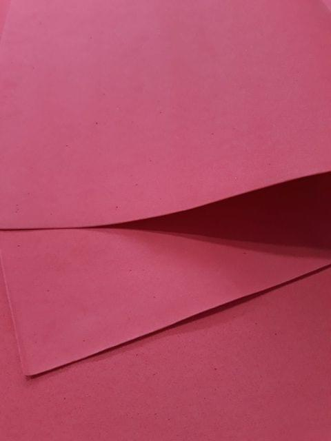 "Foam Sheets Dark Red in Color 20"" X 20"" Inches in Size."