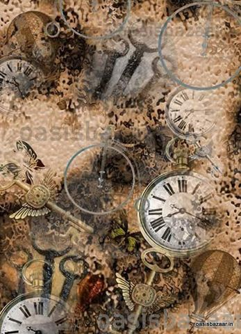 Decoupage Design SteamPunk 20