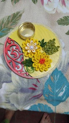 Quilled Bunch 04