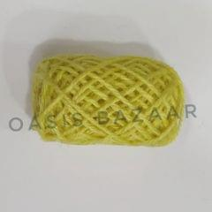 OASIS JUTE RIBBON  YELLOW 01