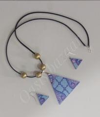OASIS Handmade Jewellery Triangle