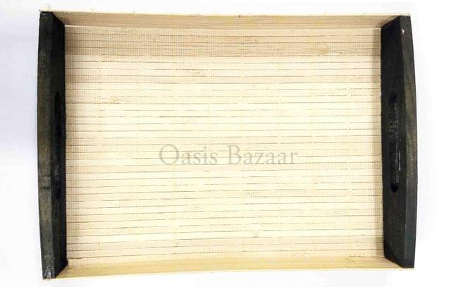 Wooden Serving Tray Large -08