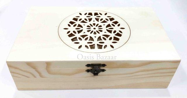 Wooden Gift Box Large -19