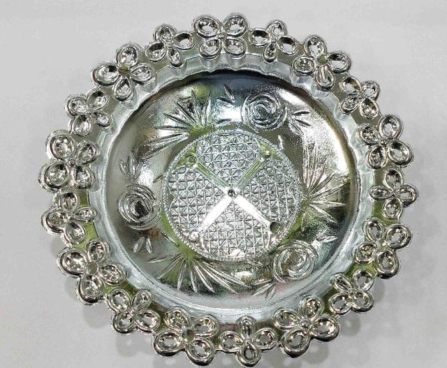 Decorative Silver Plates -05
