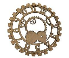 Steampunk Clock 6x6