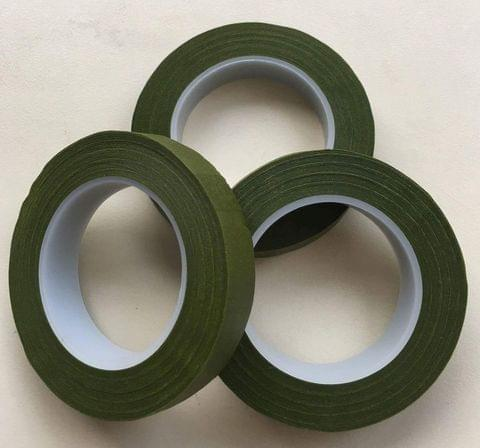 Tapes For Flower Making Green In Color