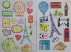 Scrapbooking Stickers-06