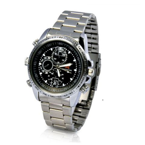Callmate Waterproof Cam Watch Steel