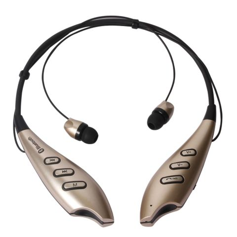Callmate Bluetooth Stereo Headset with Memory Card Reader S740T-Assorted Color