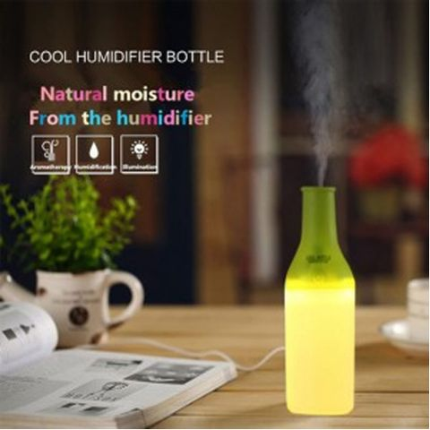 Callmate-Cool Bottle Room-Humiditifier-Green