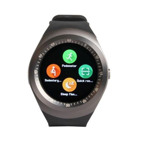 Callmate Bluetooth GB1 Smart Watch-Black