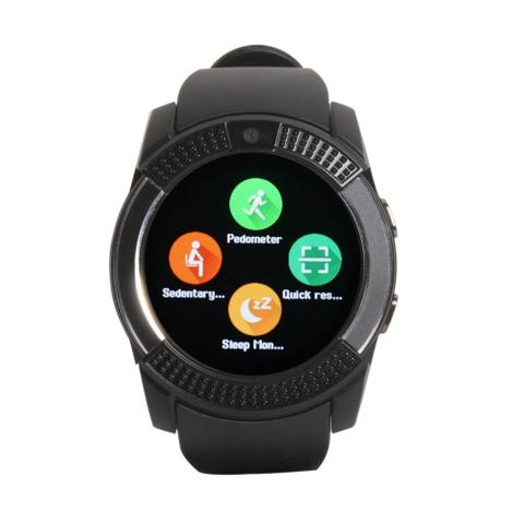 Callmate Bluetooth GB8 Smart Watch-Black