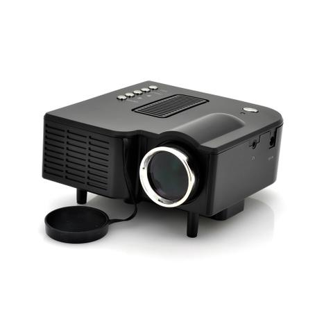 Callmate LED Portable Projector - Assorted Color