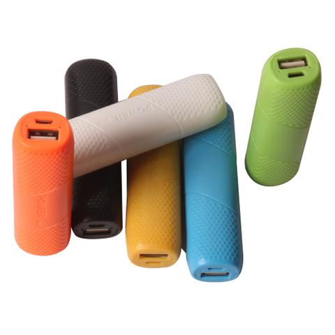 Callmate One Cell Power Bank 2200 mAh - Assorted Color