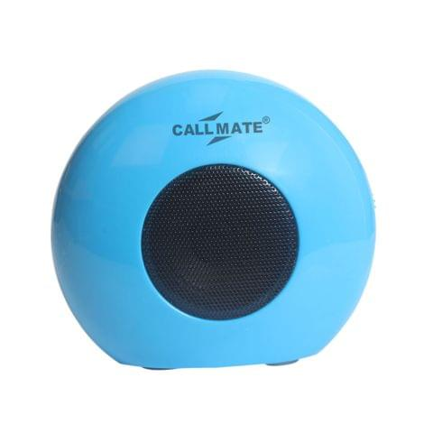 Callmate Bluetooth Speaker -281 - Blue