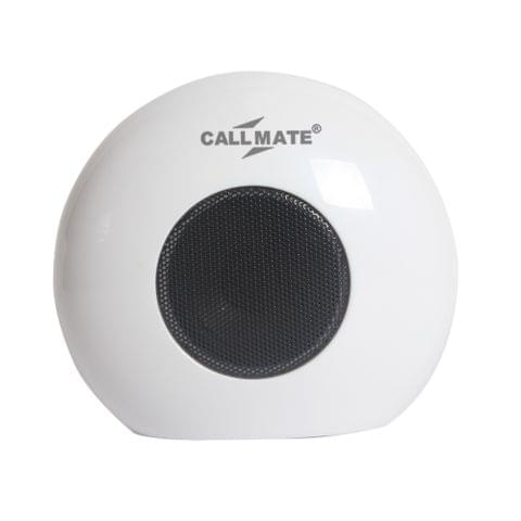 Callmate Bluetooth Speaker -281 - White