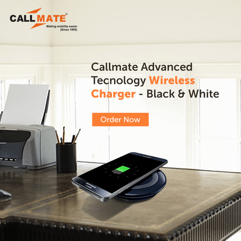 Callmate Advanced Tecnology Wireless Charger