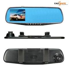 Callmate Mirror Dashcam 1 Camera Lens Video Car DVR Full HD 1080 P