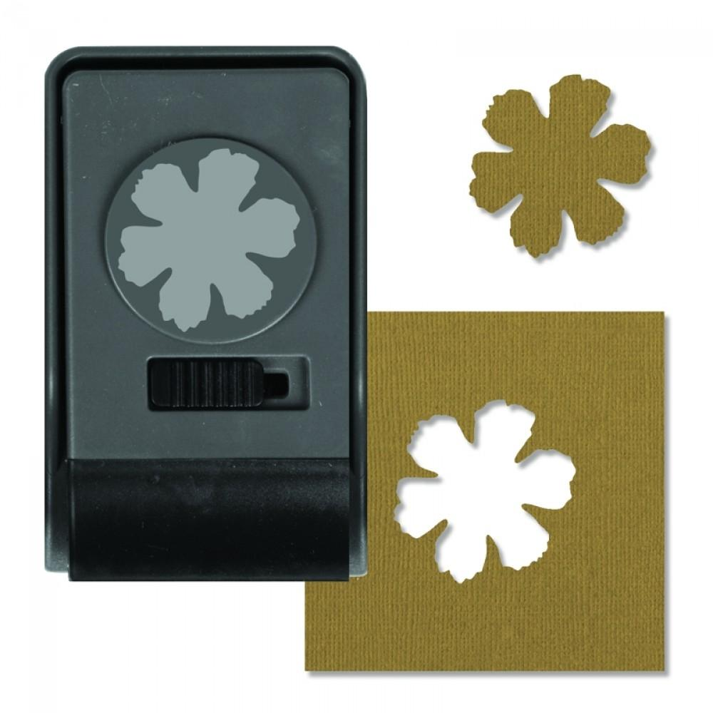 Sizzix Paper Punch - Tattered Flower, Large - 660174