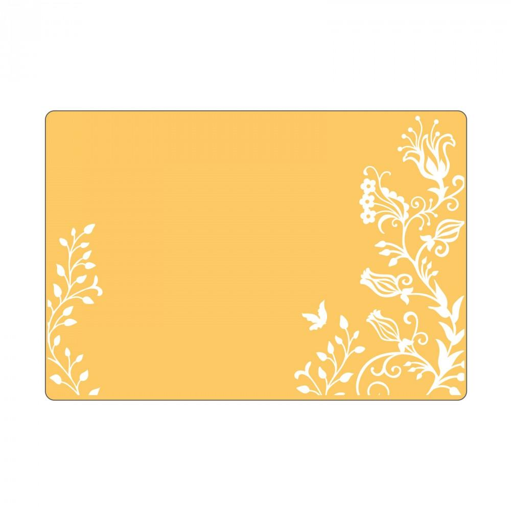 Sizzix Textured Impressions Embossing Folder - Spring Garden- 661479