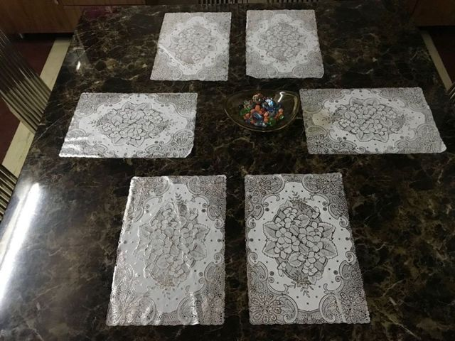 Style Your Home Dining Table Kitchen Place Mats 12 By 18