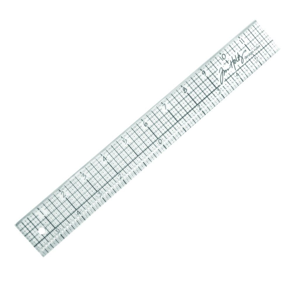 Idea-Ology Design Ruler 12""