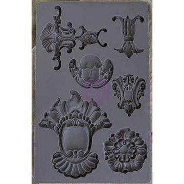 Iron Orchid Designs Vintage Art Decor Mould - Baroque 2