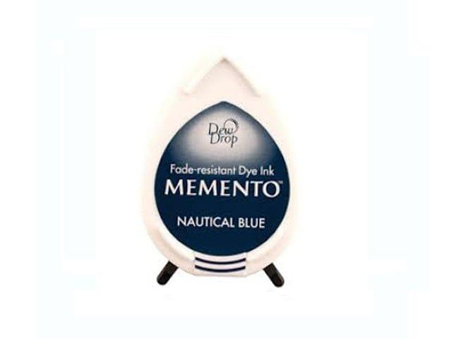 Nautical Blue - Memento Dew Drop Dye Inkpad