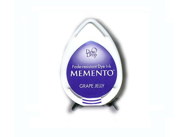 Grape Jelly - Memento Dew Drop Dye Inkpad