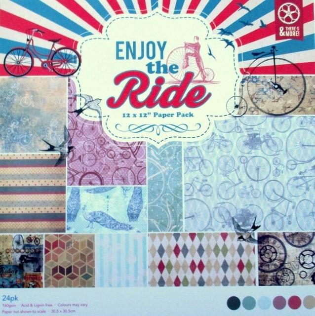 Enjoy the Ride Paper Pack