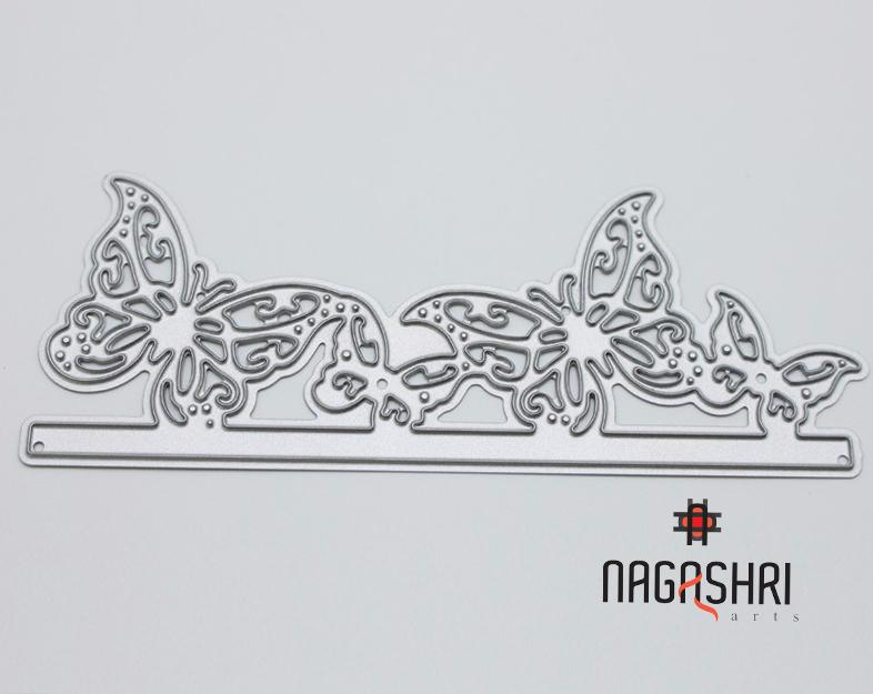 Butterfly Lace Die